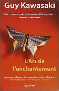 livre l'art de l'enchantement