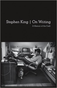 livre de Stephen King, on writing