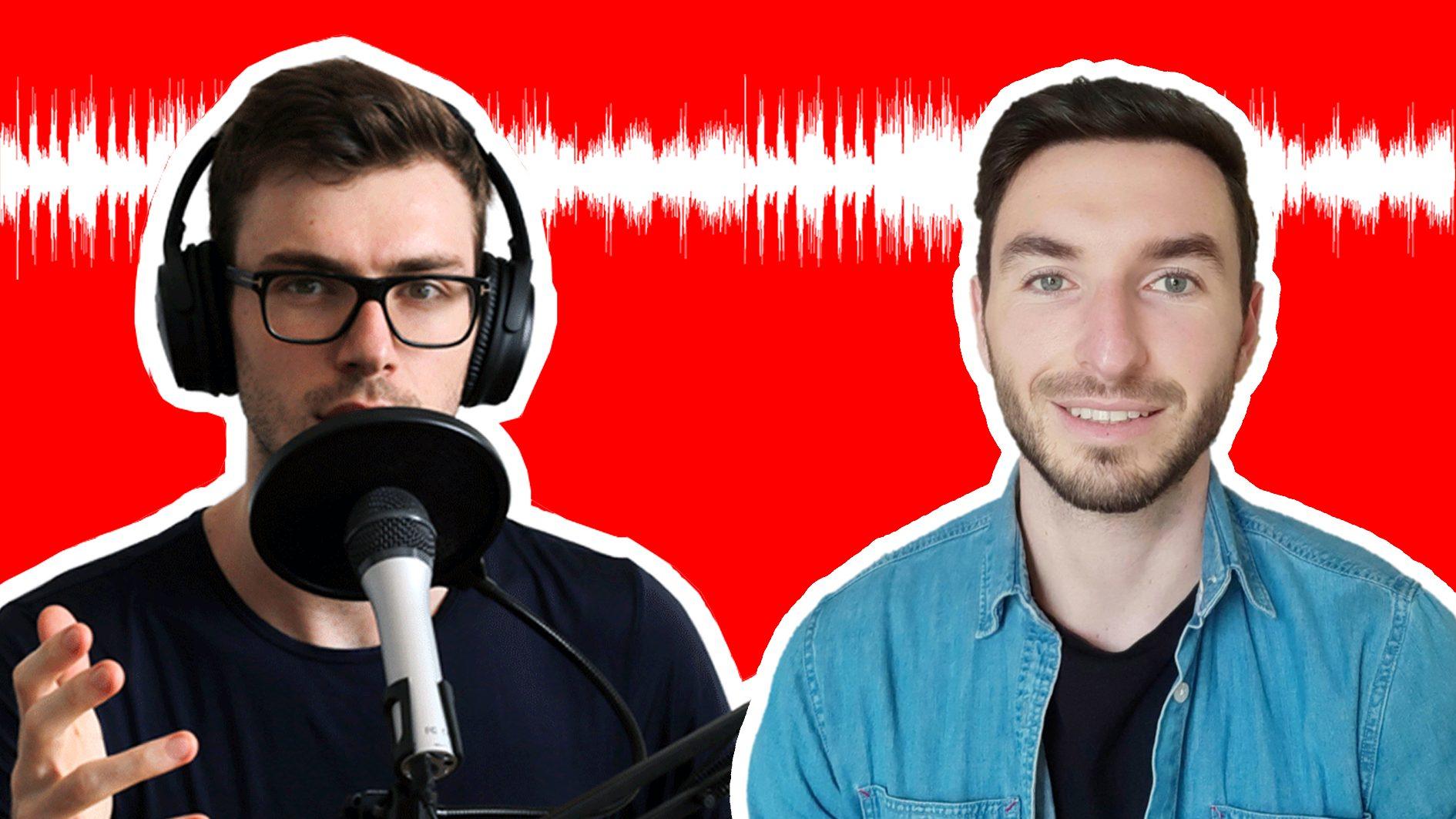 Alexandre Azra invité du podcast Marketing Mania