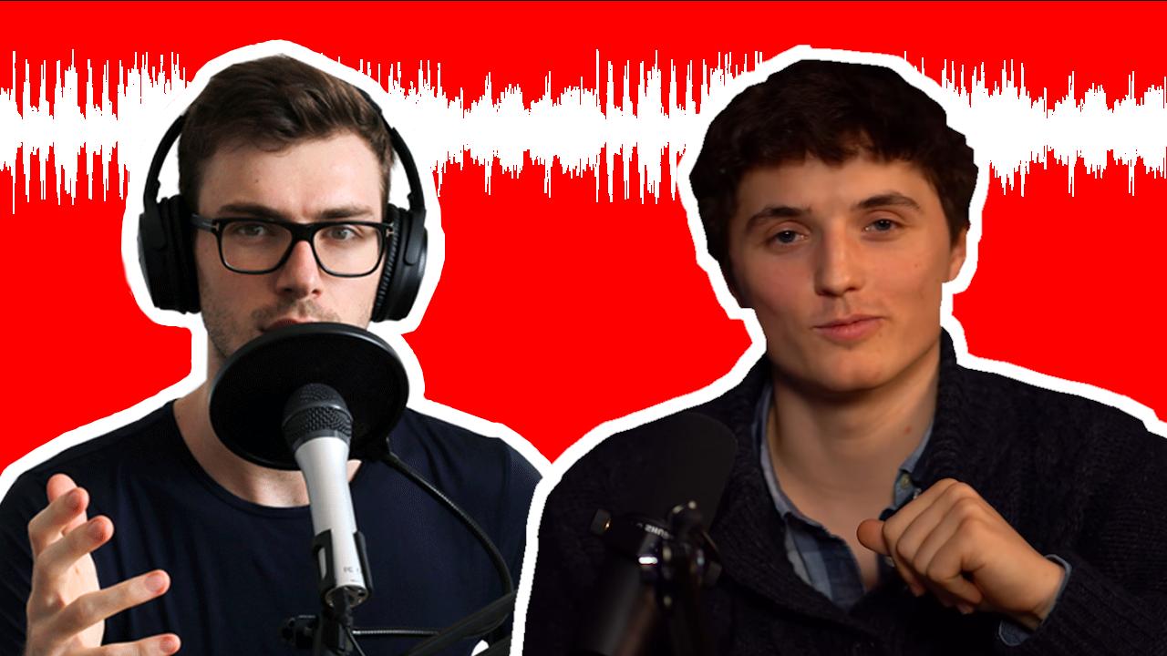 Le youtubeur Micode est l'invité de Stan Leloup sur le podcast Marketing Mania