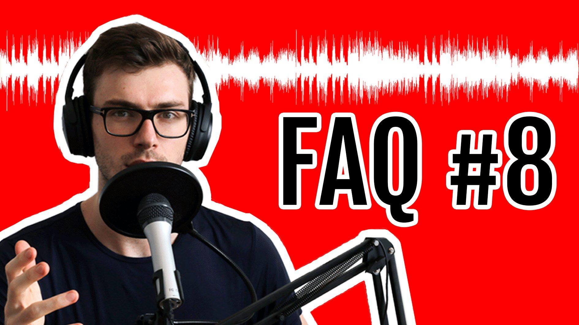 FAQ #8 du Podcast Marketing Mania : Stan Leloup répond à vos questions