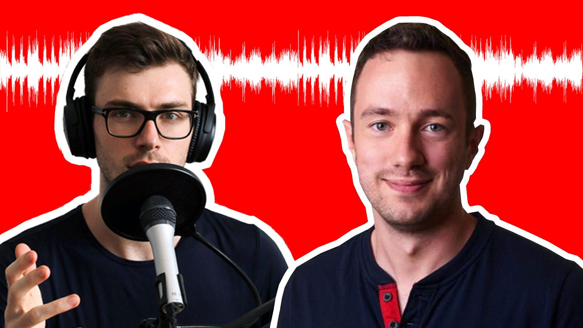 Gaël Breton de Authority Hacker invité de Stan Leloup sur le podcast Marketing Mania