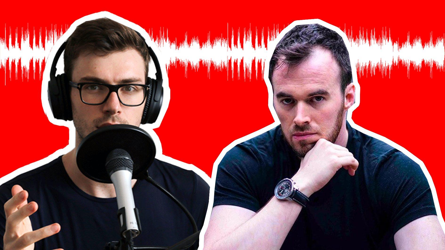 Mike créateur du site Dragueur de Paris invité de Stan Leloup sur le podcast Marketing Mania