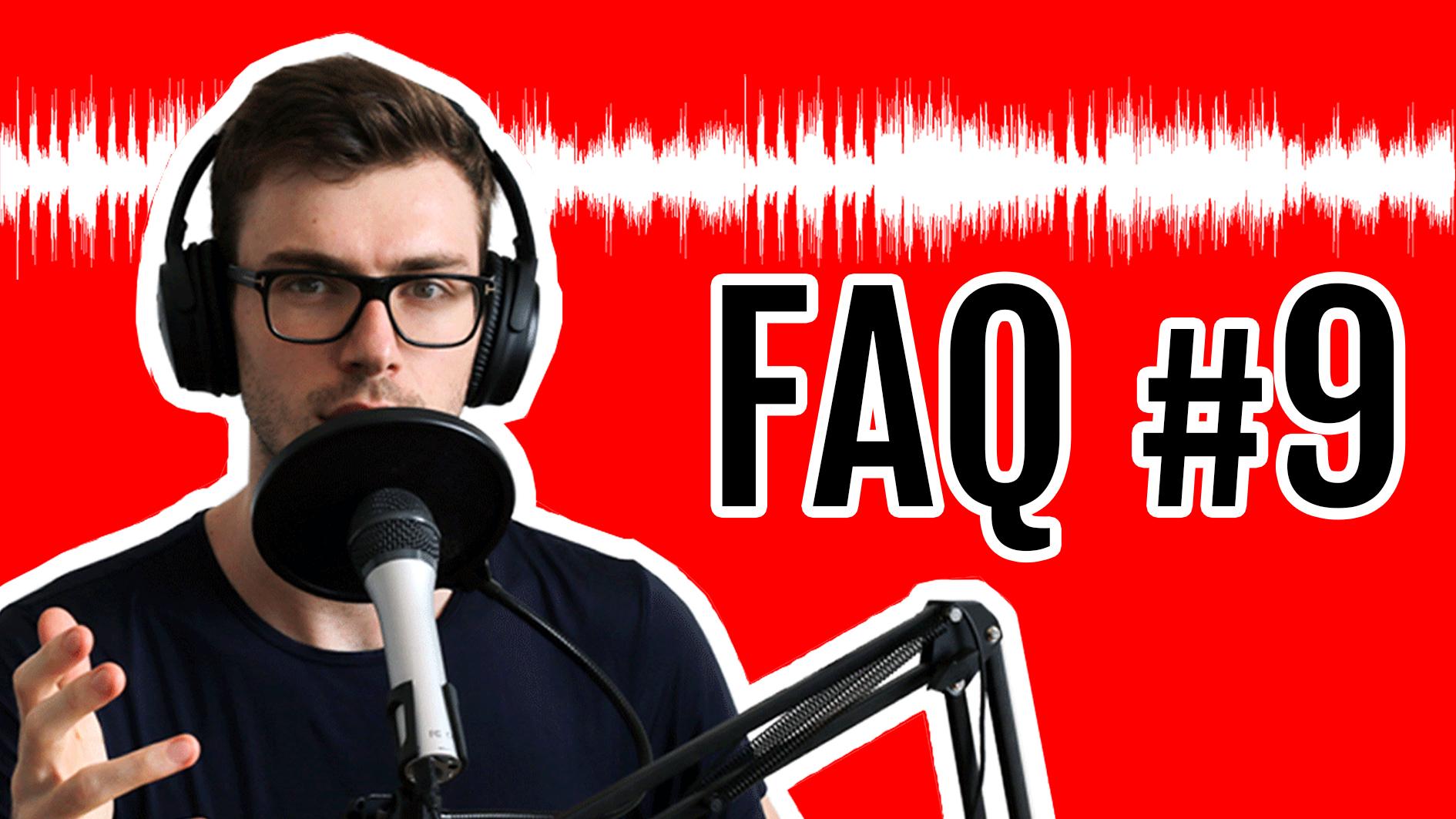 FAQ #9 du podcast Marketing Mania, présenter par Stan Leloup : les coachs imposteurs ; collaborations YouTube ; comment lire beaucoup