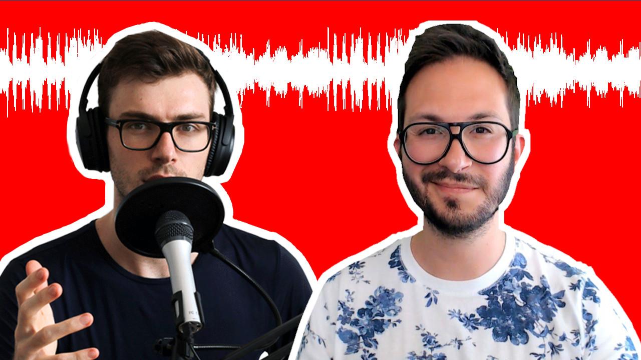 Julien Chièze invité de Stan Leloup sur le podcast Marketing Mania